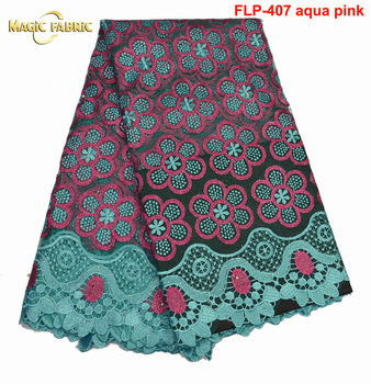 Best Selling Fashion African Lace Fabric Red Color Nigerian French Lace Fabric 2017 High Quality African Tulle Lace Fabric