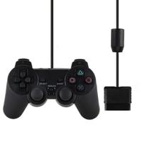 Проводной геймпад для sony PS2 контроллер для Mando PS2/PS2 джойстик для plasystation 2 полное колебание Shock Joypad проводной контроллер