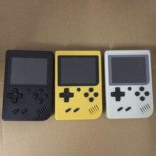 KaRue 8 Pouco Retro Mini Bolso Handheld Video Game Console Game Player Embutido 168 Jogos Clássicos Melhor Presente para Criança