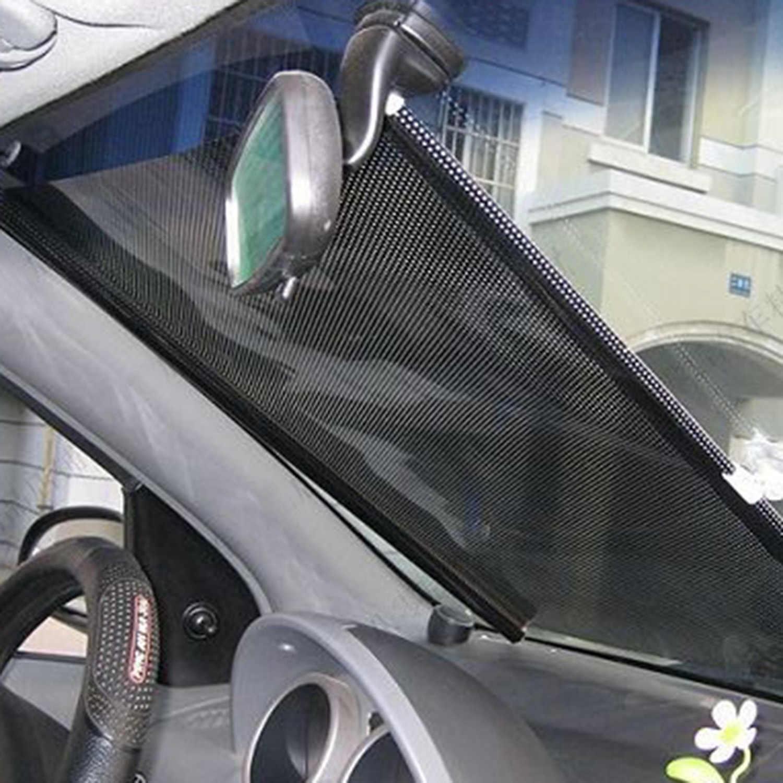 Черные шторы рулонные жалюзи гладко для всех автомобилей Wth крючки всасывающие универсальные оконные оттенки 40*60 см безопасные 2018