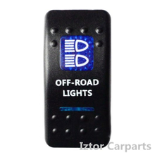 Auto switch / yacht modification reset LED working instruction