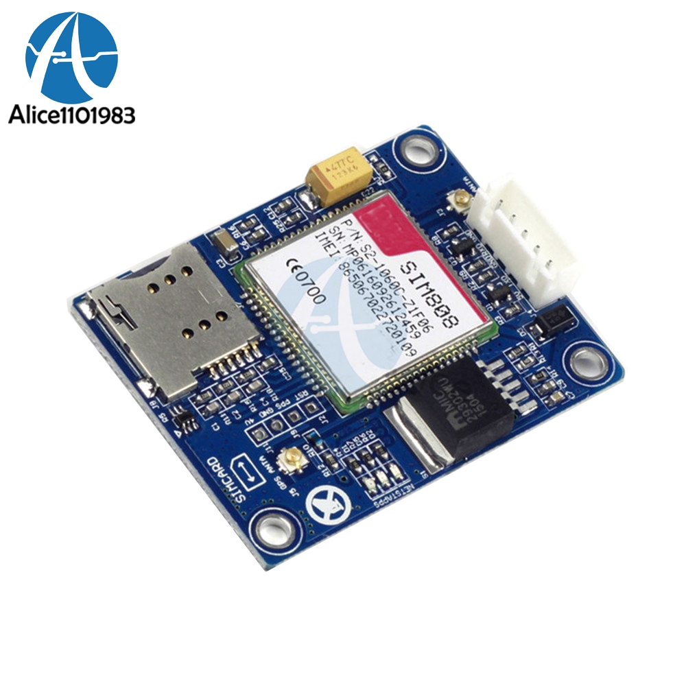 High Quality Sim808 Development Gsm Gprs Gps Bluetooth Sms Module Circuit Board Buy Boardgps Tracking Pcbgps Mini Sim868 Breakout 5v 18v In Integrated Circuits From Electronic