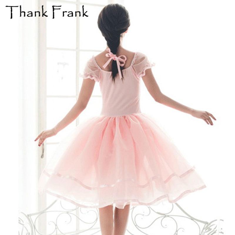 d05614ee17b Pink Romantic Ballet Tutu Dress Kids Adult Sweet Performance Dance Costume  C22 - TARIFIKLAN.COM
