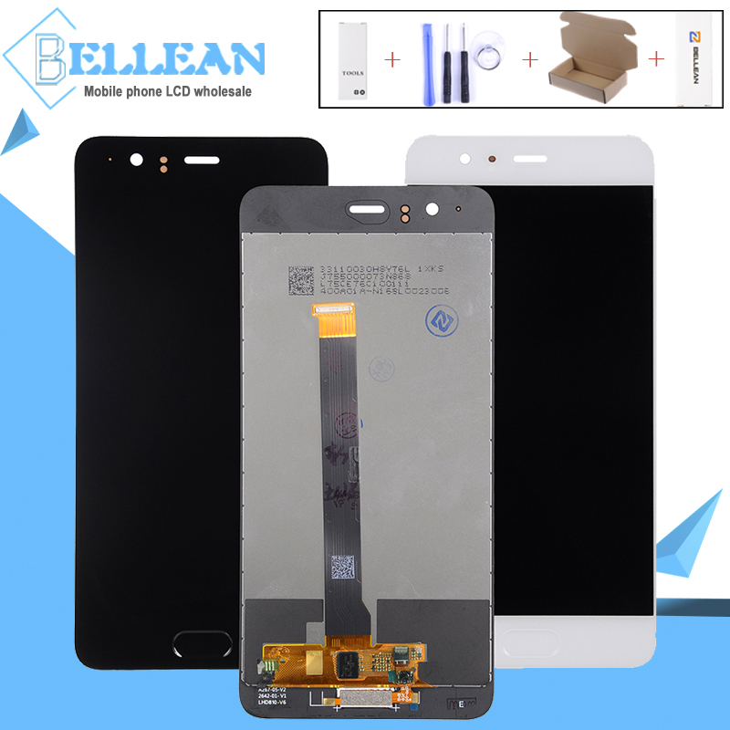 Catteny 1Pcs P10 Plus LCD For Huawei P10 Plus VKY-AL00 Display Touch Screen With Fingerprint Digitizer Assembly ReplacementCatteny 1Pcs P10 Plus LCD For Huawei P10 Plus VKY-AL00 Display Touch Screen With Fingerprint Digitizer Assembly Replacement