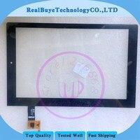 Repalce MCF 101 1647 01 V4 CP CP F32 94V 0 Black Touch Screen Panel Digitizer Glass Sensor Code Random Delivery