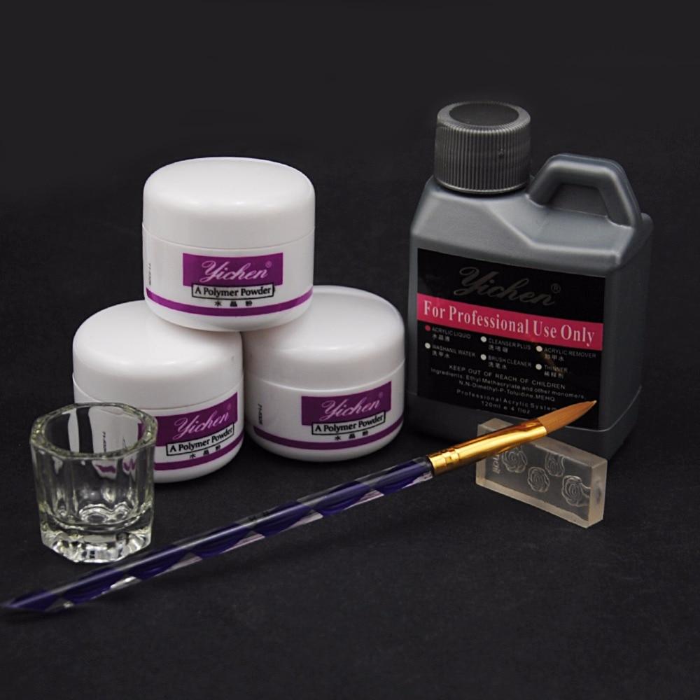 Acrylic Nail Kits Cheap: Aliexpress.com : Buy Acrylic Nail Kit Manicure Set 3PCS