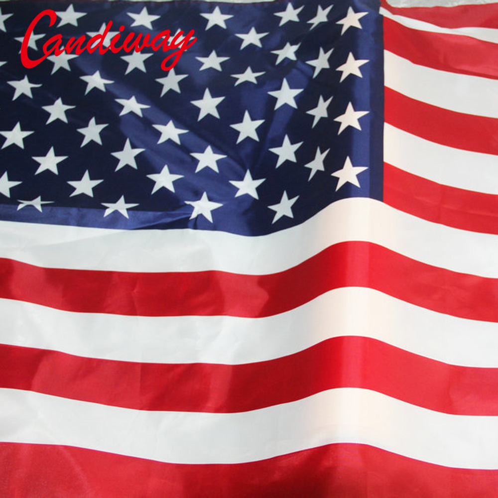 Candiway American National Flagge Usa Flagge Usa Wimpel