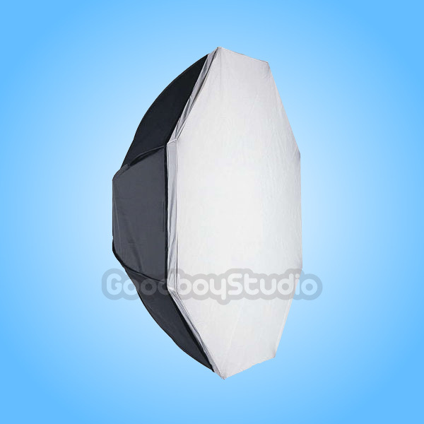 Octagon Softbox 140cm 56 w/ Speedring Mount for HENSEL Studio Strobe Light ...