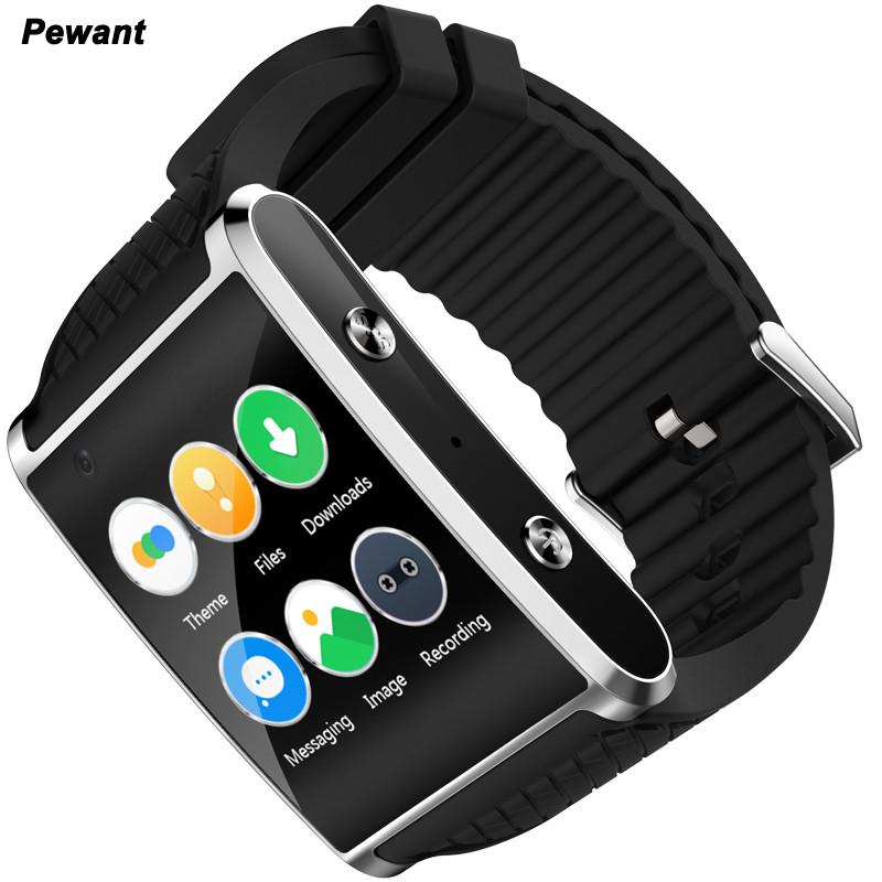 Pewant X11 Android 5.1 GPS Smart Watch With SOS Heart Rate Monitor Pedometer 3G Network 2.0M Camera Video Bluetooth Smartwatch ночники babymoov музыкальный ночник