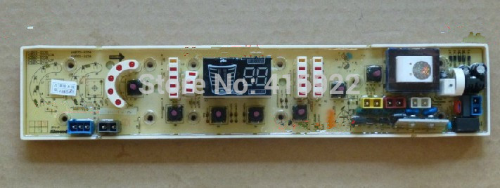 100% tested for Washing machine board xqb75-75278 xqb90-1278 control board motherboard ON SLAE free shipping 100% tested for konka washing machine board xqb56 556 motherboard qs07 1 on slae
