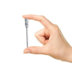 Image 5 - 1pc 1/8 텅스텐 카바이드 3x6mm 드릴 비트 로타리 Burrs 금속 다이아몬드 그라인딩 목공 밀링 커터 드릴 비트