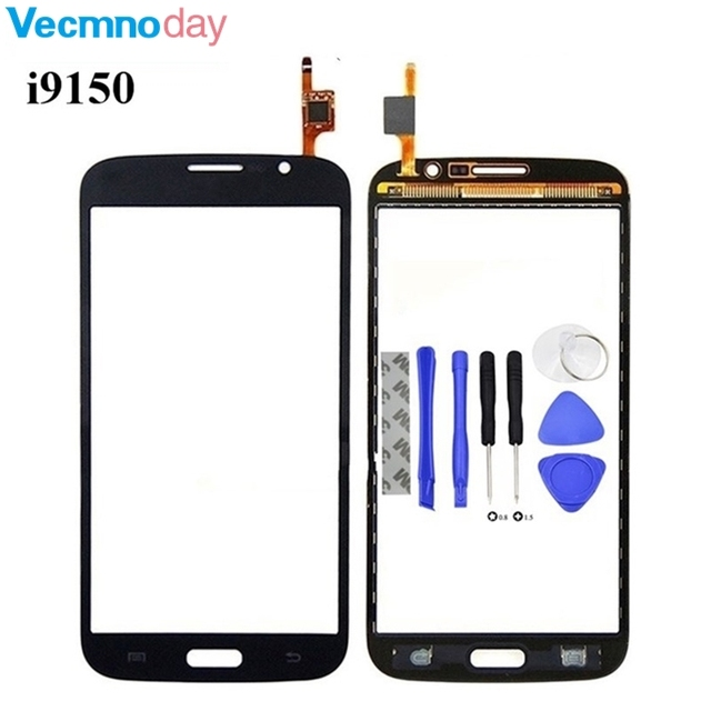 Vecmnoday Repair Touch Screen Digitizer Glass For Samsung Galaxy Mega 5.8 i9150 i9152 GT-i9150 GT-i9152 Touchscreen + Tools