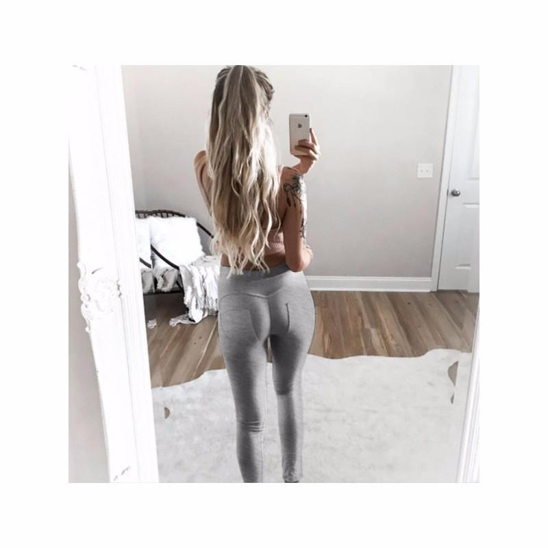 women push up hip leggings pants pants -9