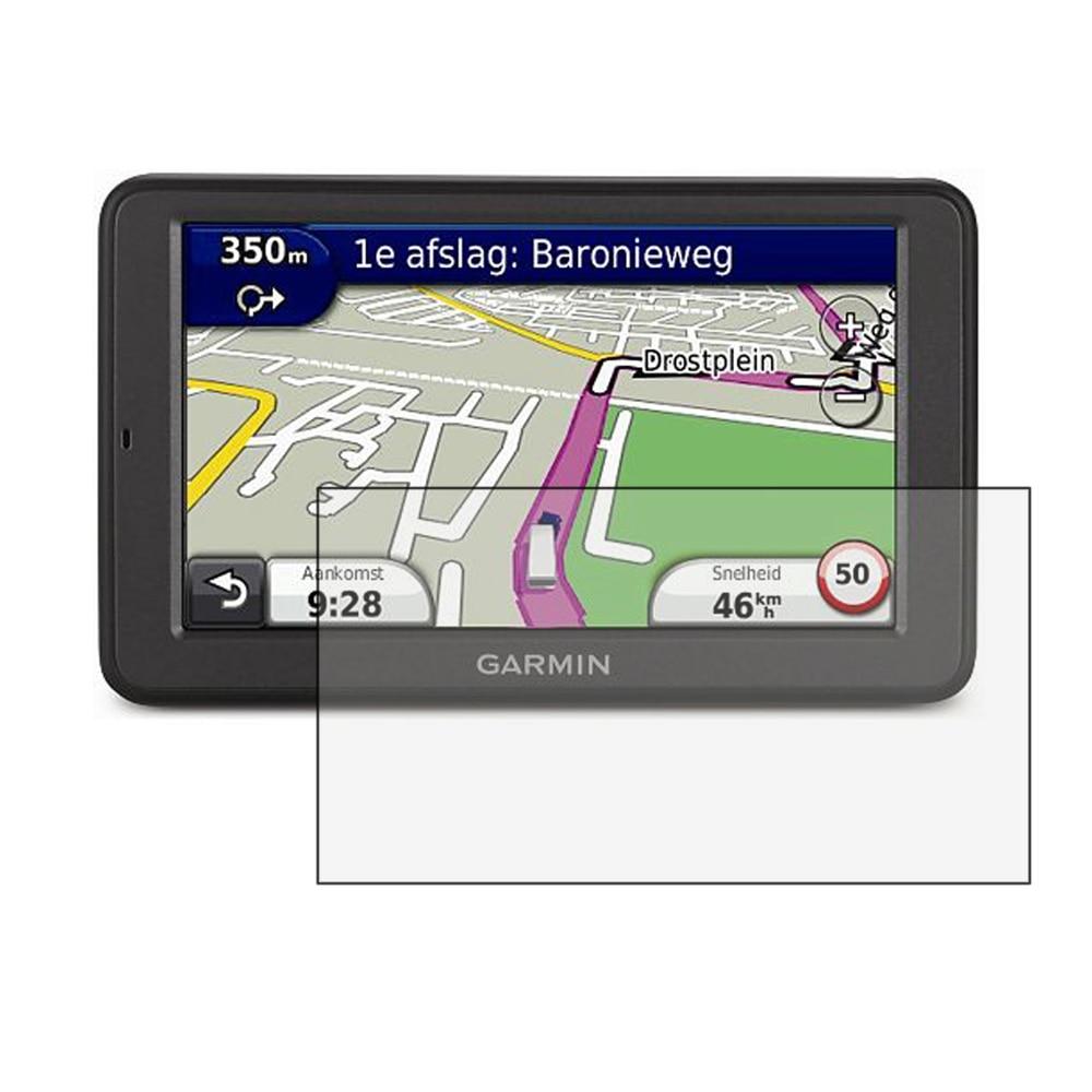 3x Parıltı əleyhinə LCD ekran qoruyucu Garmin dezl 560 560LT 560LMT LT LMT GPS