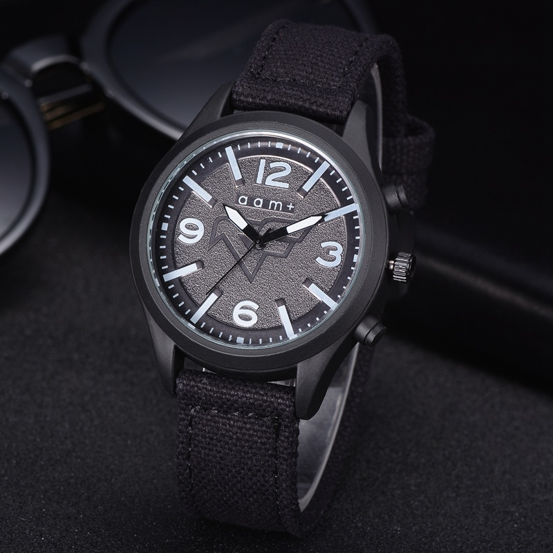 2018 New Luxury Brand Watches Men Quartz Clock Male Military Nylon Strap Casual Sports Business Wrist watch Relogio LS342