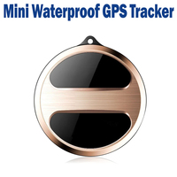Mini Waterproof GPS Tracker LBS Dual Positioning On Line For Car & Kid & Seniors GPS Tracker car Personal Alarm System 58.9