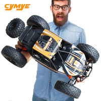 Cymye RC car rock crawler 1:14 2.4GHZ 4WD Off road Climbing Water Proof Remote control Car