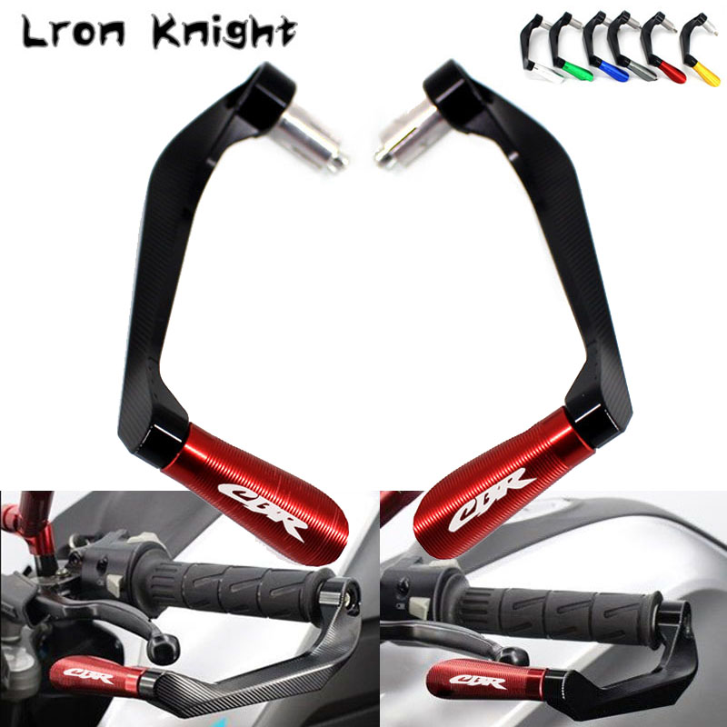 For Honda CBR 600 F2 F3 F4 F4i CB599 CBR600RR CBR1000RR Motorcycle Handlebar Grips Guard Brake Clutch Levers Guard Protector