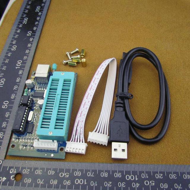 FRETE GRÁTIS, K150 programador PIC, K150 programador, downloader, USB ICSP Escritor OTP/queimar dispositivo de gravação #30139