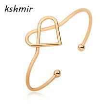kshmir Acme contracted knot heart-shaped bracelet Love bracelet The girl distribution