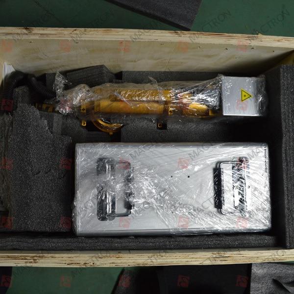 Desktop fiber lasermarkering 20W DIY metalen lasergravure, mini - Houtbewerkingsmachines - Foto 5