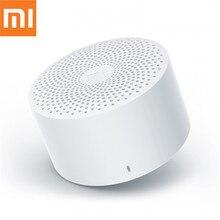 Оригинальная Bluetooth Колонка Xiaomi AI, Беспроводная портативная мини Колонка высокого качества с микрофоном, громкой связью, ии Bluetooth 4,2, звуковая коробка