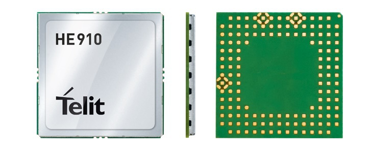 HE910-EUR LGA Telit 3G 100% New Genuine Distributor UMTS HSPA+ EMBEDDED Compact quad-band module 1PCS