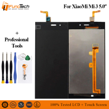LCD For Xiaomi Mi3 Display 100% Tested AAA 5 inch IPS LCD For XiaoMi Mi 3 Mi3 Display With Touch Screen Digitizer Assembly brand new mi3 lcd for xiaomi 3 m3 mi3 lcd display touch screen digitizer with frame for xiaomi 3 lcd wcdma free shipping tool