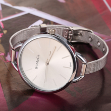 fashion women's watches luxury brand watch women bracelet watch quartz Ladies watch Digital Display stainless steel dial strap