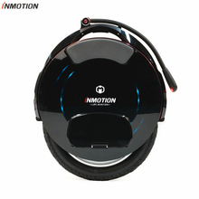 Original INMOTION V10 / V10F Self Balancing Scooter Electric Unicycle Build-in Handle EUC Monowheel Hoverboard with Lamps