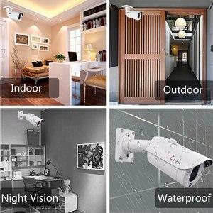 Image 5 - Keeper Sony חיישן 1080P видеонаблюдение AHD אנלוגי מצלמה 2MP IR ראיית לילה CCTV חיצוני עמיד למים אבטחת מצלמה 2019 חמה