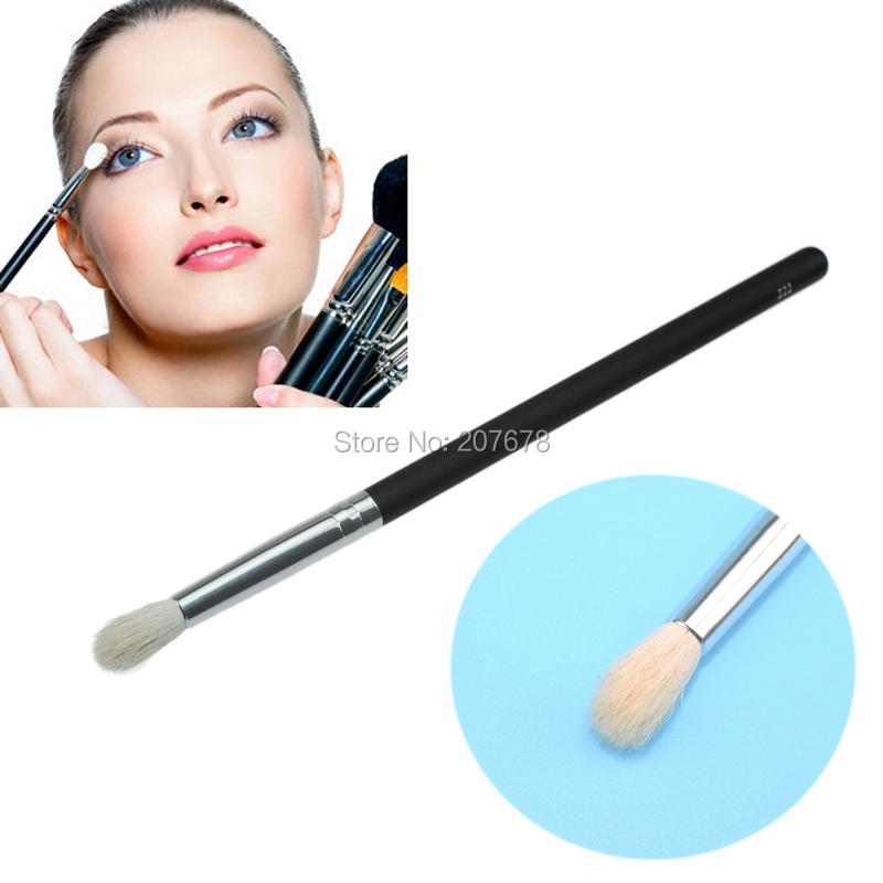 1 Stück Make-up Pinsel Profis Blending Lidschatten Eye Shading Pinsel Augenhöhle Pinsel Ziegenhaar Make-up Werkzeuge 222 # Direktverkaufspreis