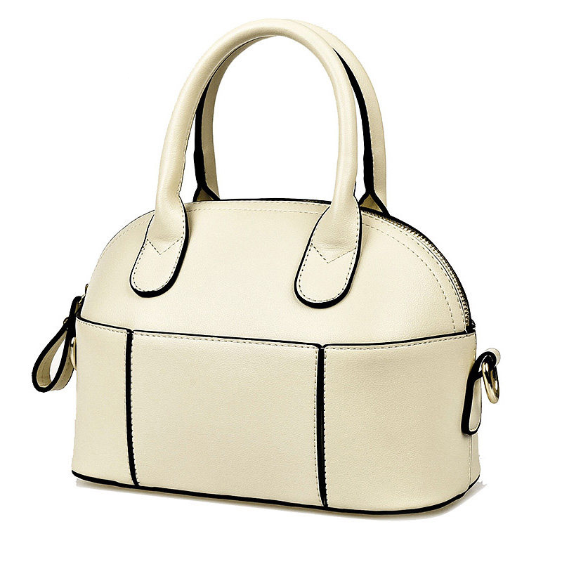 Splicing Shell Bag 2016 New Female Chic Hand Bag Women Korean Style Gorgeous Shoulder Bag Designer