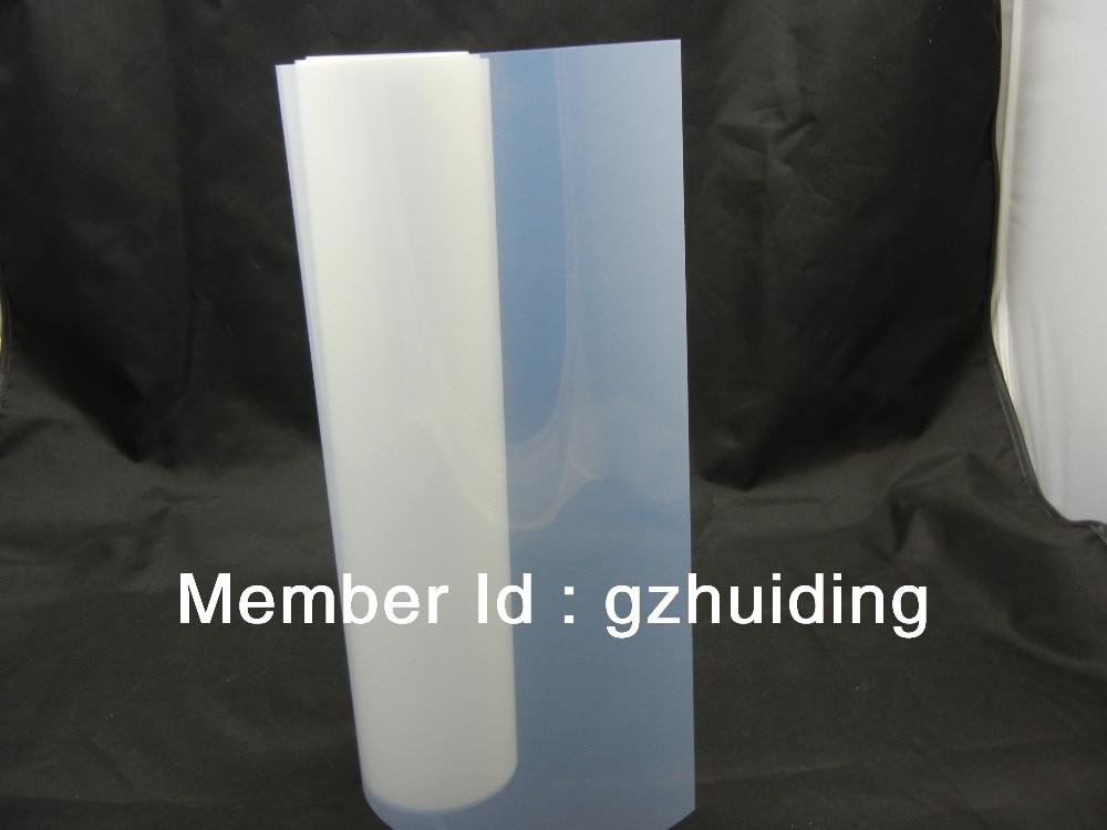 Inkjet transparency film, screen printing film