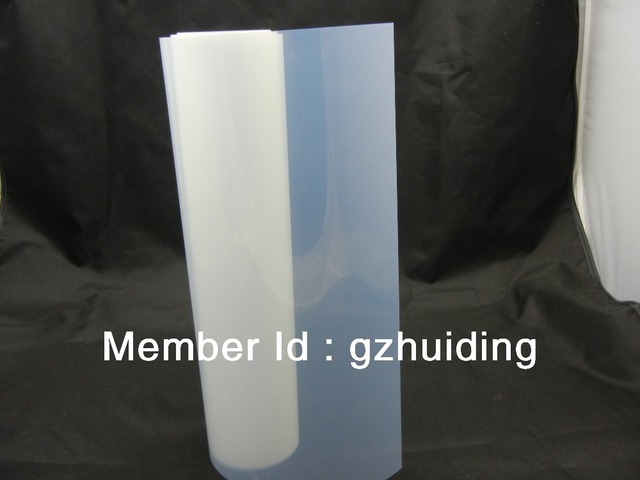 Inkjet transparency film, screen printing film