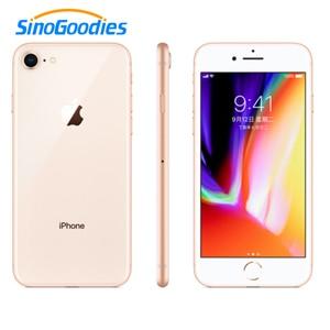 Image 4 - Unlocked Apple Used iphone 8 / iphone 8 Plus Smartphone iOS 2GB / 3GB RAM 64/256GB ROM 12MP Fingerprint 2691mAh LTE Mobile Phone