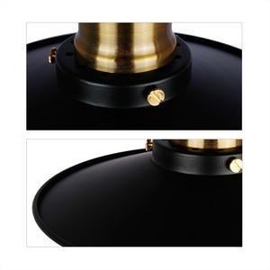 Image 5 - תעשייתי תקרת תאורת תקרת בציר רטרו אורות תקרת מנורת בית תאורה סלון חדר אוכל חדר שינה תאורה