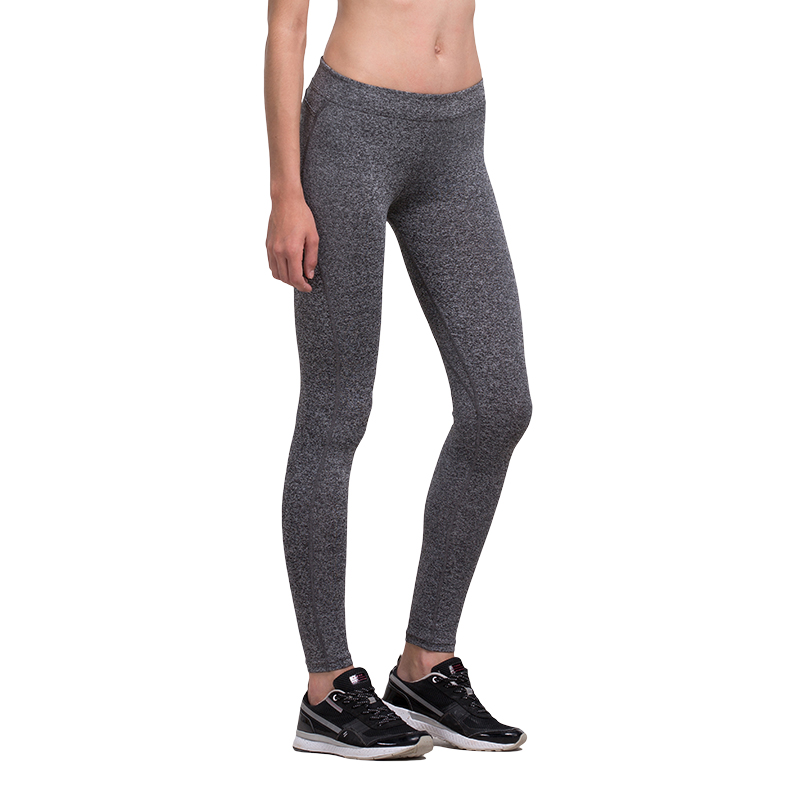 Sex Low Waist Stretched Sports Pants Gym Clothes Spandex Running Tights Women Sports -8529