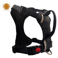 Dog Harness Vests Chest For Dog Pets Supplies Pet Dog Collar Reflective Soft Comfort Pet Products