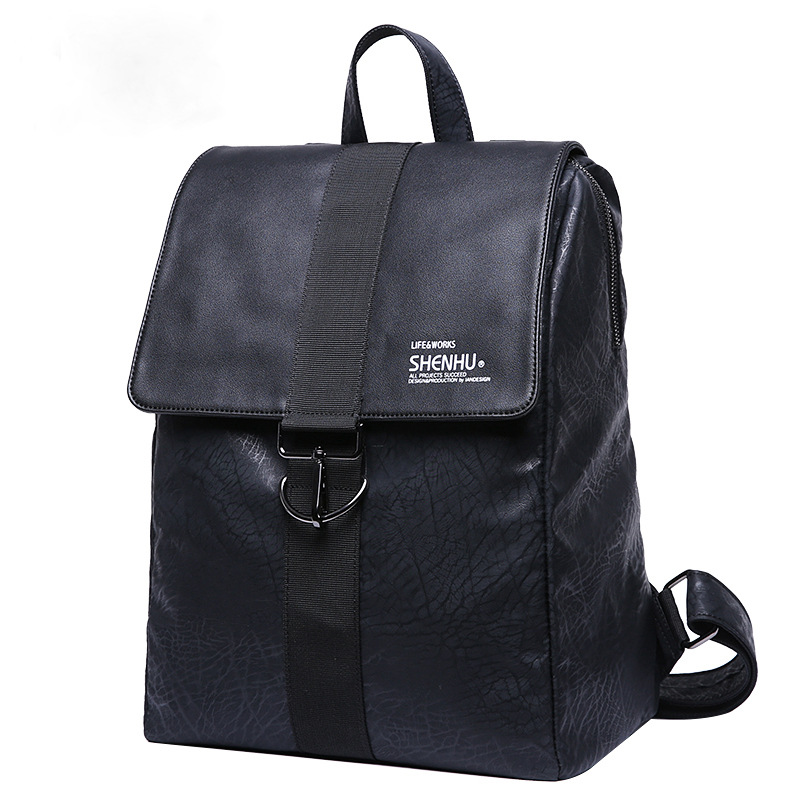 Mens casual travel large-capacity fashion backpacks Trendy businesses vertical hanging-tree fashion fabrics backpackMens casual travel large-capacity fashion backpacks Trendy businesses vertical hanging-tree fashion fabrics backpack