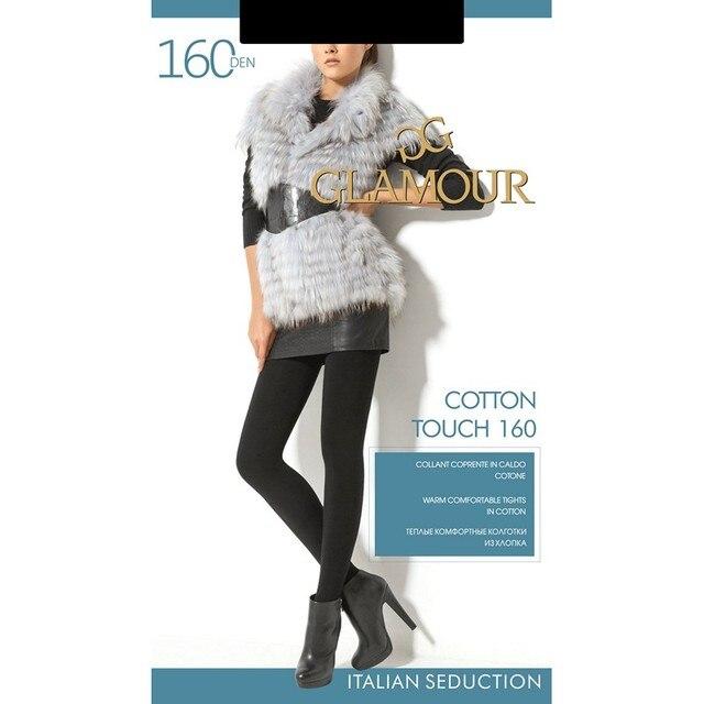 Колготки женские GLAMOUR COTTON TOUCH 160