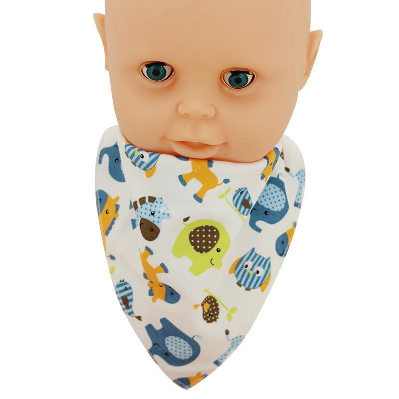1Pcs Baby Bibs Feeding Stuff Boy Cute Toddler Accessories For Newborns Clean Safe Saliva Towel