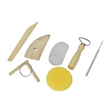 30Pcs/Set Professional Clay Sculpting Tools Pottery Carving Modelling Hobby DIY