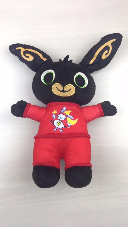 Épuisé bing lapin lapin en peluche bing en peluche Sorcière lapin personnages Animés haute qualité enfants cadeau d'anniversaire POUR ENFANTS jouet