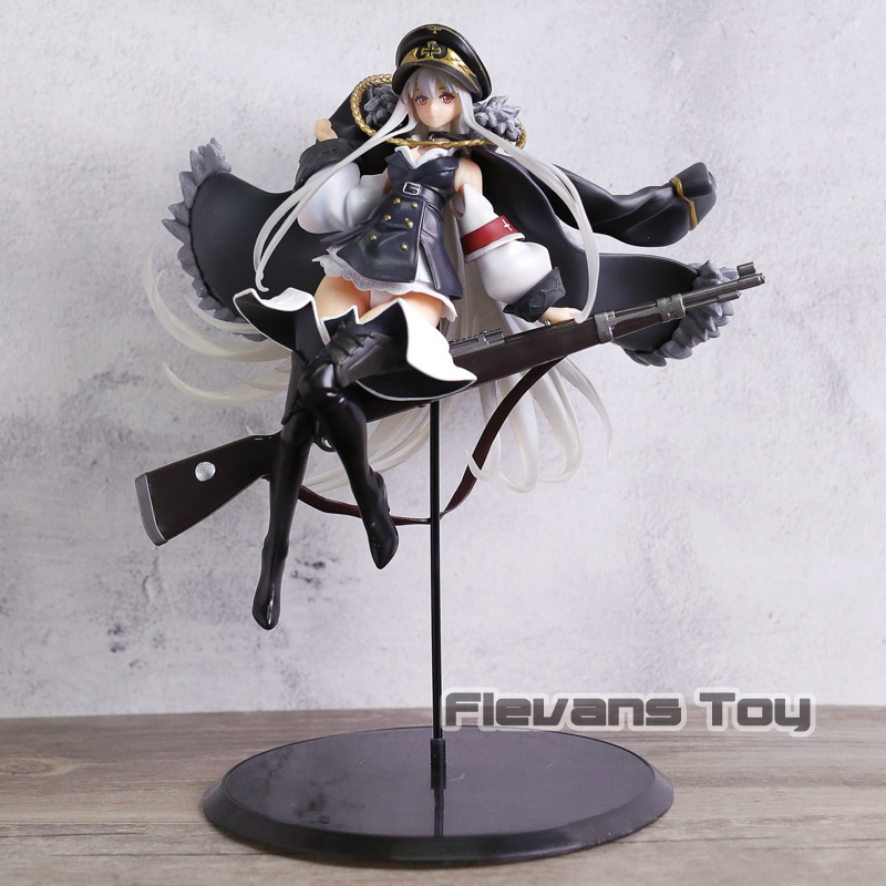 Girls' Frontline Mauser Kar 98K 1/8 Scale PVC Figure Collectible Model Toy цена