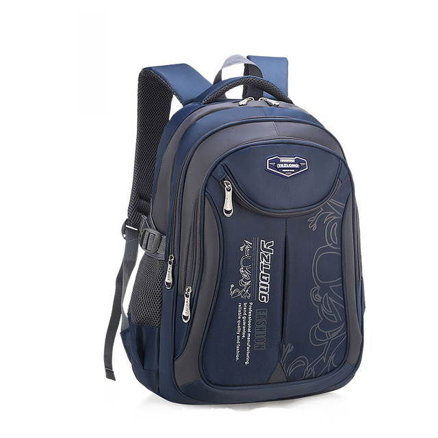 2018 Hot New Children School Bags For Teenagers Boys Girls Big Capacity  School Backpack Waterproof Satchel Kids Book Bag Mochila 1a90d0252ddb4