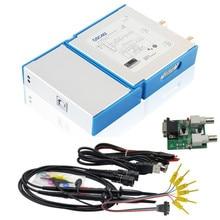 3 в 1 USB PC виртуальный цифровой осциллограф 2CH 20M пропускная способность 50 MSA/s+ 13 МГц генератор сигналов+ 4CH логический анализатор