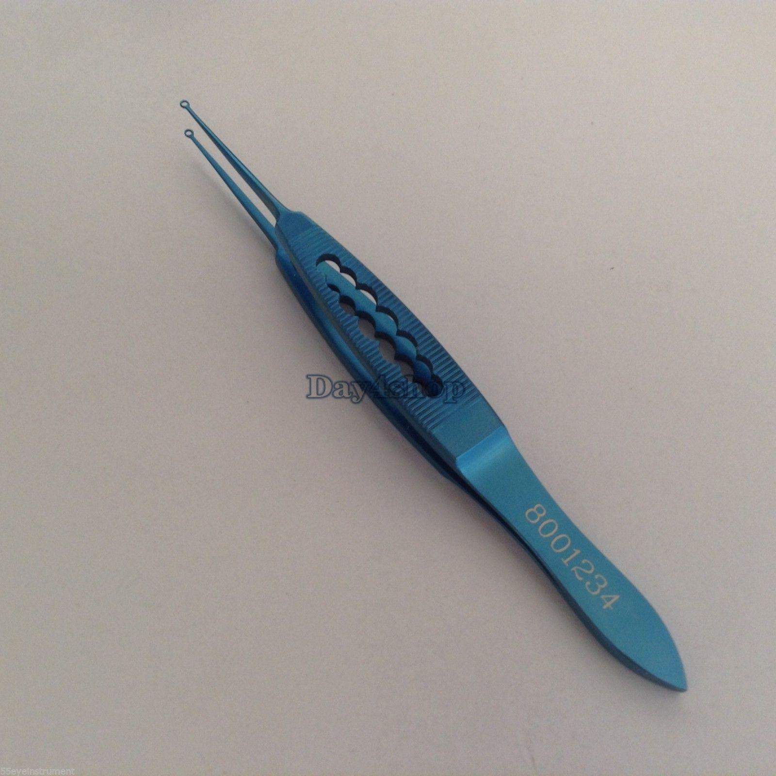 Titanium Fechtner Conjunctiva forceps ophthalmic surgical ophthalmic instruments ophthalmic hydrogel