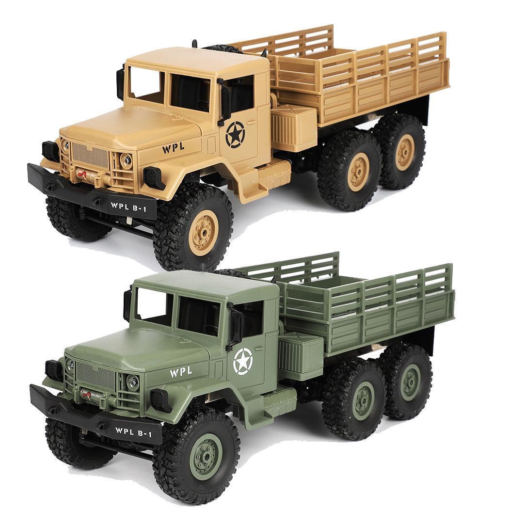 RC camión Mini todoterreno coche remoto 4,8 10 km/60 minutos Control 1:16 por encima de 3 años divertido chico vehículo juguetes Casual