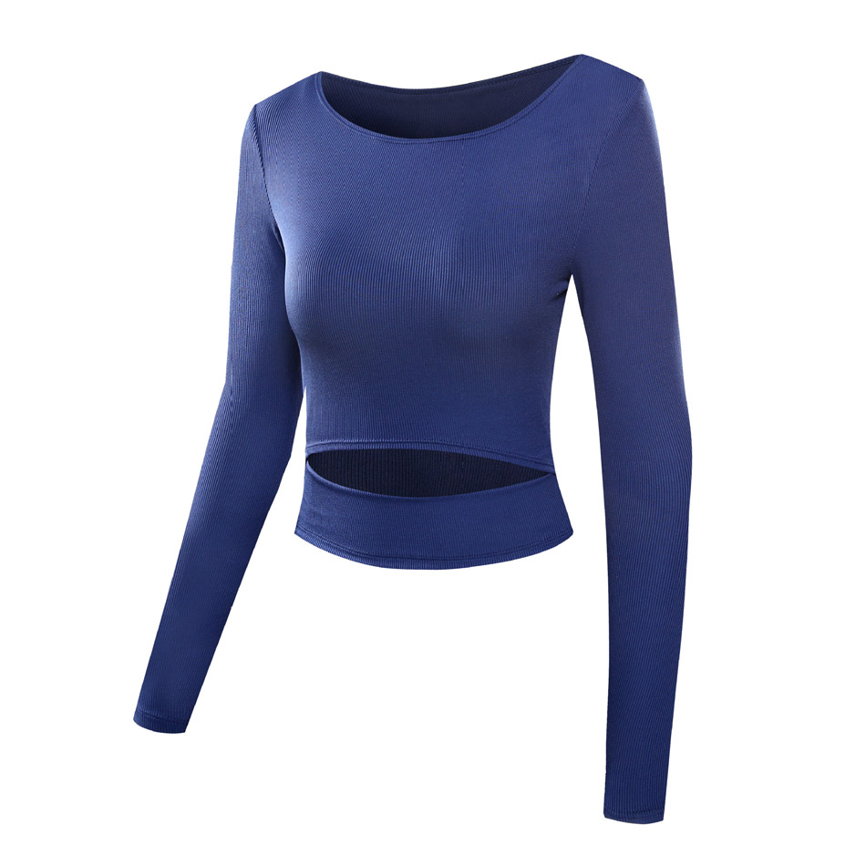 Long Sleeve Fitness Top